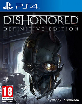 Обложка игры Dishonored: Definitive Edition