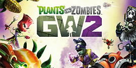Обложка для игры Plants vs. Zombies: Garden Warfare 2