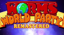 Обложка к игре Worms World Party Remastered