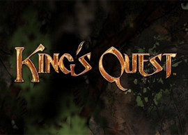 Обложка к игре King's Quest: A Knight to Remember