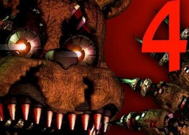 Обложка к игре Five Nights at Freddy's 4: The Final Chapter