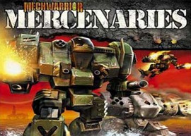 Обложка игры MechWarrior 4: Mercenaries