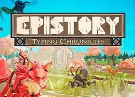 Обложка к игре Epistory - Typing Chronicles