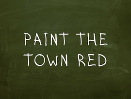 Обложка игры Paint the Town Red