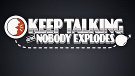 Обложка к игре Keep Talking and Nobody Explodes