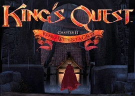 Обложка к комментарию к описанию игры King's Quest - Chapter 2: Rubble Without a Cause