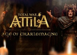 Обложка к игре Total War: ATTILA - Age of Charlemagne Campaign Pack