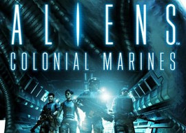 Обложка игры Aliens Colonial Marines