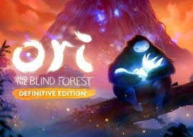 Обложка к игре Ori and The Blind Forest: Definitive Edition