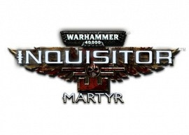 Обложка к игре Warhammer 40,000: Inquisitor - Martyr