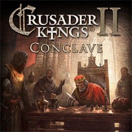 Обложка к игре Crusader Kings 2: Conclave