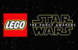 Обложка к игре LEGO Star Wars: The Force Awakens