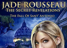 Обложка для игры Jade Rousseau: The Secret <font style='background-color: #FFE2CC;'>Revelation</font>s The Fall of Sant' Antonio