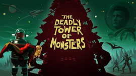 Обложка к игре The Deadly Tower of Monsters