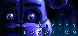 Обложка к игре Five Nights At Freddy's: Sister's Location
