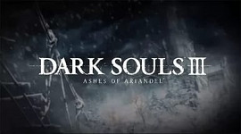 Обложка к игре Dark Souls 3: Ashes of Ariandel
