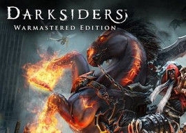 Обложка игры Darksiders: Warmastered Edition