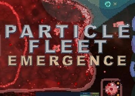 Обложка игры Particle Fleet: Emergence