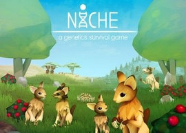 Обложка игры Niche - a genetics survival game