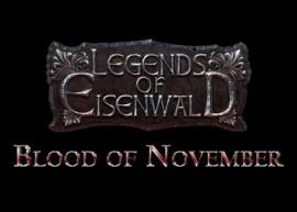 Обложка к игре Eisenwald: Blood of November
