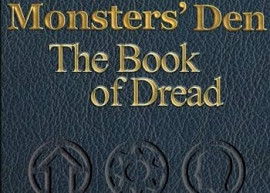Обложка игры Monsters' Den: Book of Dread