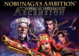 Обложка игры Nobunaga's Ambition: Sphere of Influence - Ascension