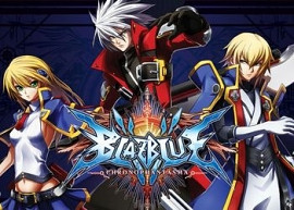 Обложка игры BlazBlue: Chronophantasma Extend