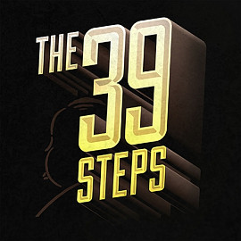 Обложка для игры <font style='background-color: #FFE2CC;'>The Thirty Nine Steps</font>