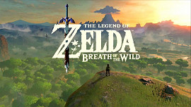 Обложка игры Legend of Zelda: Breath of the Wild, The