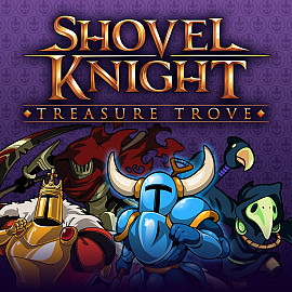 Обложка к игре Shovel Knight: Treasure Trove