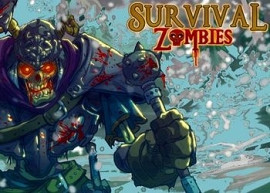 Обложка игры Survival Zombies The Inverted Evolution