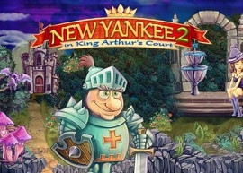 Обложка игры New Yankee in King Arthur's Court 2