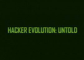 Обложка игры Hacker Evolution Untold