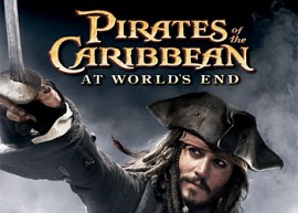 Обложка к игре Pirates of the Caribbean: At World's End
