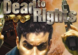 Обложка к игре Dead to Rights