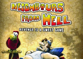 Обложка к игре Neighbours from Hell: Revenge Is a Sweet Game