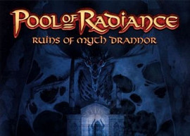 Обложка к игре Pool of Radiance: Ruins of Myth Drannor