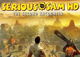 Обложка к игре Serious Sam HD: The Second Encounter