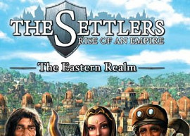 Обложка к игре Settlers: Rise of an Empire. The Eastern Realm