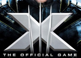 Обложка игры X-Men: The Official Game