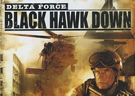 Обложка к игре Delta Force: Black Hawk Down