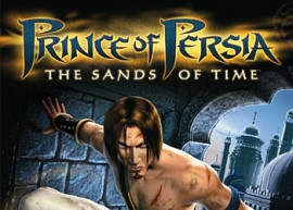 Обложка к игре Prince of Persia: The Sands of Time