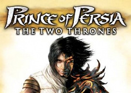 Обложка к игре Prince of Persia: The Two Thrones