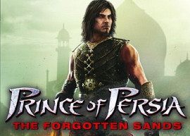 Обложка к игре Prince of Persia: The Forgotten Sands