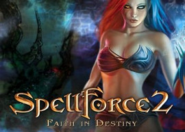 Обложка к игре SpellForce 2: Faith in Destiny