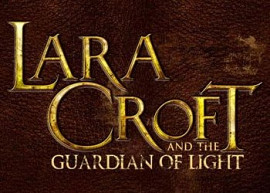Обложка для игры Lara Croft And The Guardian of Light
