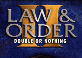 Обложка для игры Law & Order 2: Double or Nothing