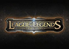 Обложка к игре League of Legends: Clash of Fates