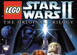Обложка к игре LEGO Star Wars 2: The Original Trilogy