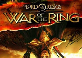 Обложка игры Lord of the Rings: War of the Ring, The